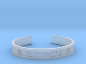 McBracelet (3.8 Inches) Maximum in Smooth Fine Detail Plastic