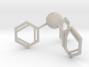 Triphenylphosphine in Natural Sandstone