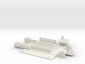 Merc C9 type 1 DF in White Strong & Flexible