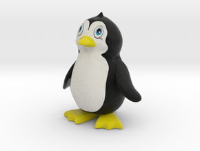 Penguin in Full Color Sandstone