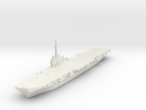 1/2400 INS Vikrant R11 CV (1989) in White Strong & Flexible
