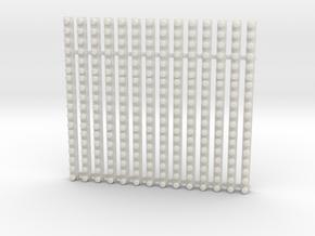 Turbinestrips528 in White Natural Versatile Plastic
