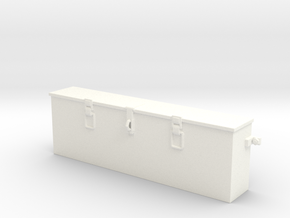 1/16 IDF M50/51 Tool box in White Strong & Flexible Polished
