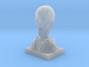 Sips – PLATINUM BOY statue in Smooth Fine Detail Plastic
