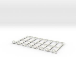 Yoyosweepswoaxlelargeturbos528 in White Natural Versatile Plastic