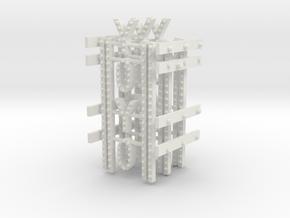 YOYOTURBOSANDSIGNS528FINAL in White Natural Versatile Plastic
