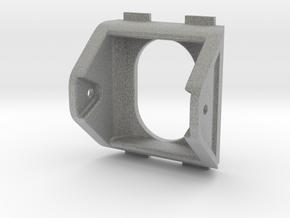 QAV250 FPV Camera Mount (25x25mm plastic) in Metallic Plastic