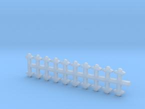 Blinker für Straßenbahnen in Smooth Fine Detail Plastic
