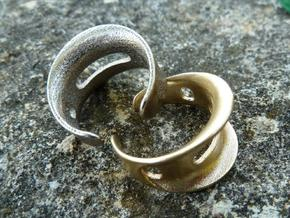 Swap Ring - Size 8 in Natural Brass