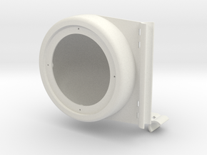 DJI Speakers (Right) in White Natural Versatile Plastic