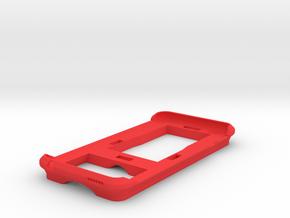 iPhone 6 Mountable Case in Red Processed Versatile Plastic