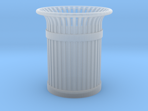 Urban Trashcan 1:48 in Frosted Ultra Detail