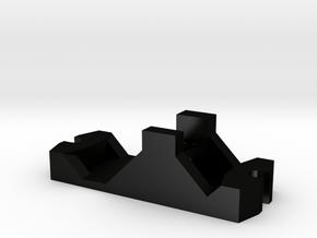 Traxxas GoPro FPV mount - Type II in Matte Black Steel