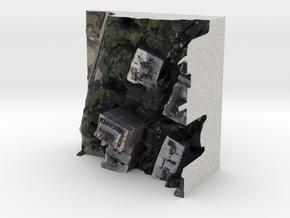 ibldi | LAT:40.69625781921317 LNG:-73.998413085937 in Full Color Sandstone