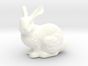 Bunny - Toys in White Processed Versatile Plastic