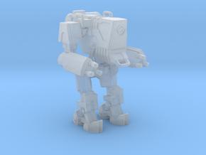 1/87 Scale Wofenstain Boss Trooper Robot in Smooth Fine Detail Plastic