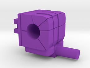 Monstructor WIldfly Left Hand in Purple Processed Versatile Plastic