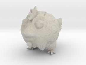 chicken toy in Natural Sandstone