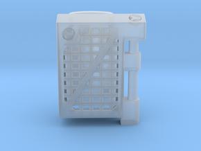 M05-Liquid Garment Cooling in Smooth Fine Detail Plastic
