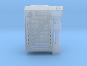 M05-LGC in Smooth Fine Detail Plastic