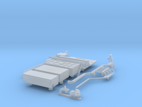 M09A-aft Wall Details For LM5 in Smooth Fine Detail Plastic