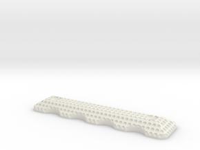10-09 Type-CM in White Natural Versatile Plastic