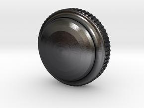 2015061401 - Handle Mod. Depos 171 - Radio CGE 741 in Polished and Bronzed Black Steel