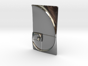 Aureo Plano / Model AP01 in Fine Detail Polished Silver