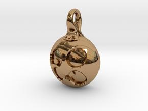 Sneezy in Polished Brass