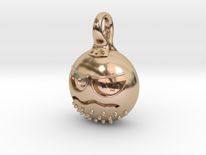 Grumpalump in 14k Rose Gold Plated Brass