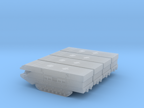 PMM-2 Section 6mm in Smooth Fine Detail Plastic