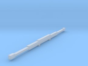 1/64 Light bar for New Holland and other 4wd tract in Smooth Fine Detail Plastic