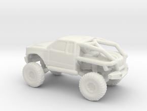 Honcho 1/100 Scale in White Natural Versatile Plastic