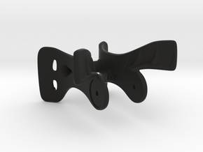 Segway i2 / x2 Knee Control in Black Natural Versatile Plastic