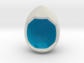 LuminOrb 1.8 - Egg Stand in Full Color Sandstone