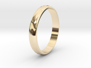 Ring Size 6 in 14K Yellow Gold