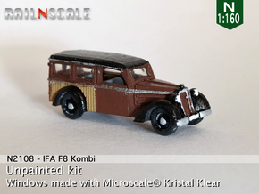 IFA F8 Kombi (N 1:160) in Frosted Ultra Detail