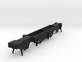 Spare chassis block for our LNER F4, 5, and 6 kits in Black Strong & Flexible