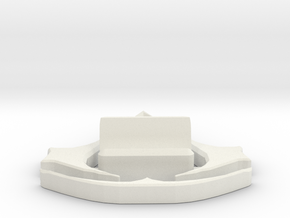 Assassins' Creed Phone holder: Android/Iphone/wind in White Natural Versatile Plastic