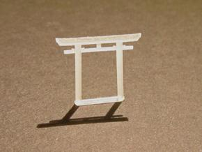 Torii, Myōjin small 5x, N-gauge in Frosted Ultra Detail