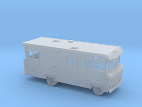 TT-scale (1/120) Winnebago D-22 Indian in Smooth Fine Detail Plastic