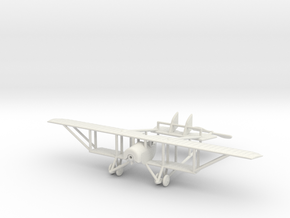 1/144 Caudron G.3 in White Natural Versatile Plastic