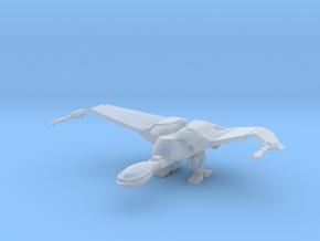 1/2500 BoP Scoutship (wings up - landing) in Smooth Fine Detail Plastic