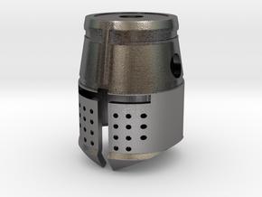 Templar in Polished Nickel Steel