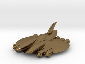 "RetroRocket ""Aquarius in Polished Bronze"