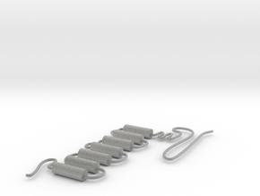 GPCR in Metallic Plastic