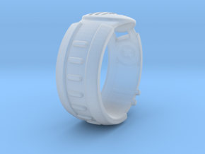 Visor Ring 8 in Smoothest Fine Detail Plastic