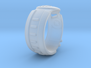 Visor Ring 8.5 in Smoothest Fine Detail Plastic