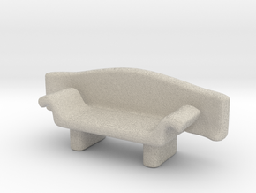 Couch No. 5 in Natural Sandstone