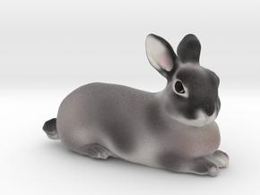 Custom Rabbit Figurine - Jelly in Full Color Sandstone